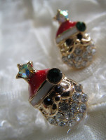 Anting Cristmas kode:AT104
