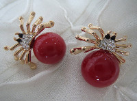Anting Spider mutiara kode:AT143
